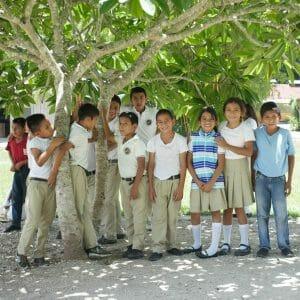 Jungle School Group 2