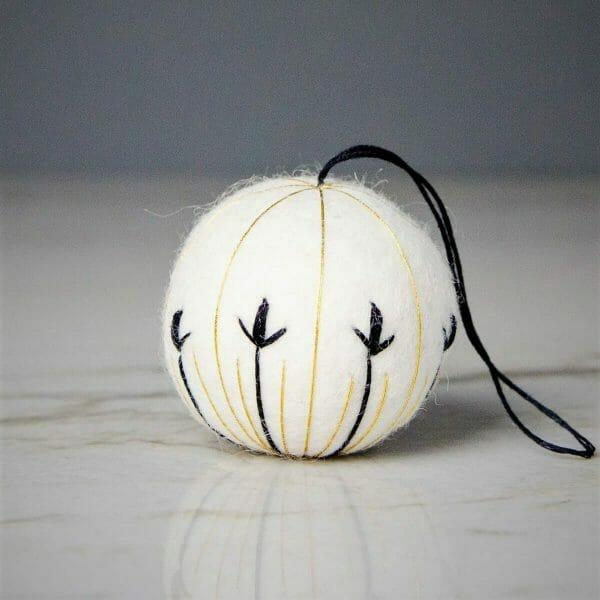 PbP ORN04 Felt Wool Nepal 1