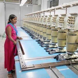 CS Sock Manufacturing