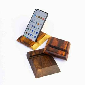 Phone Stand 3 Woods