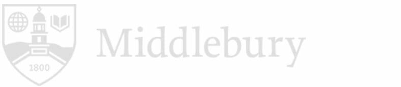 logo middlebury
